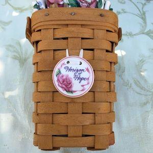 Longaberger Horizonte of Hope Basket